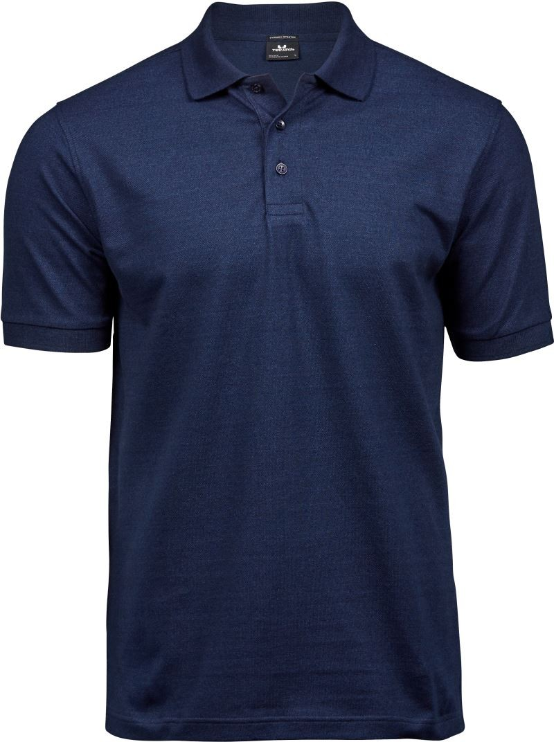 James /& Nicholson Herren Polo Heavy Piqué